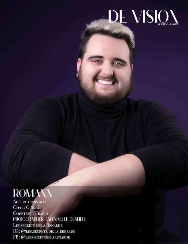 De Vision Models Magazine