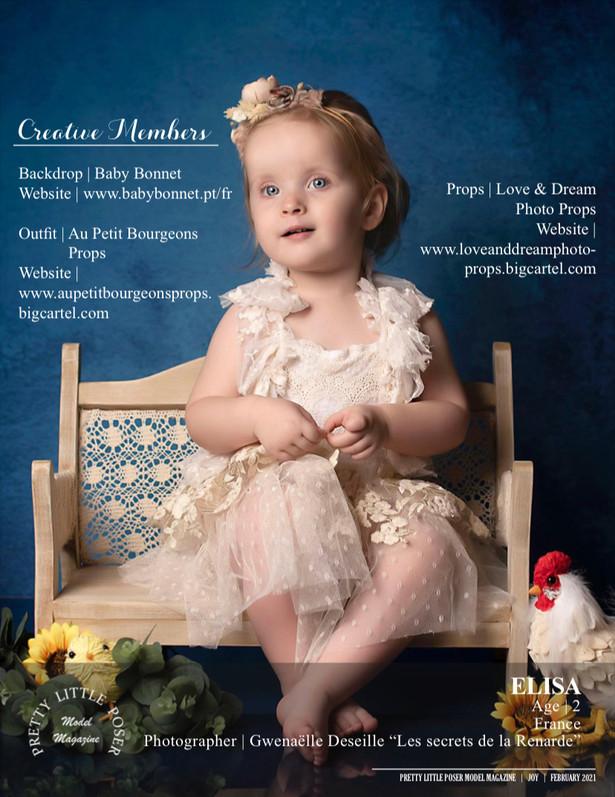 Pretty Little Poser Magazine