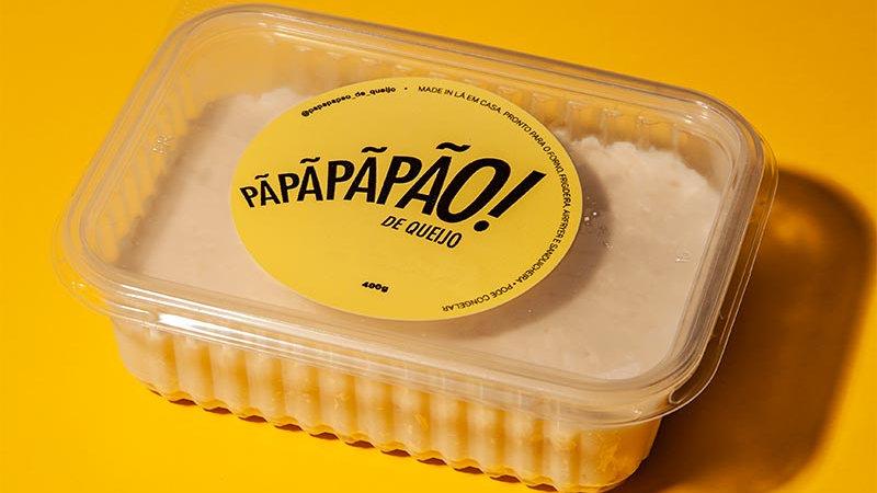 """Pão de queijo (400g) • Não esqueça de selecionar """"retirada"""" ou """"entrega"""""""