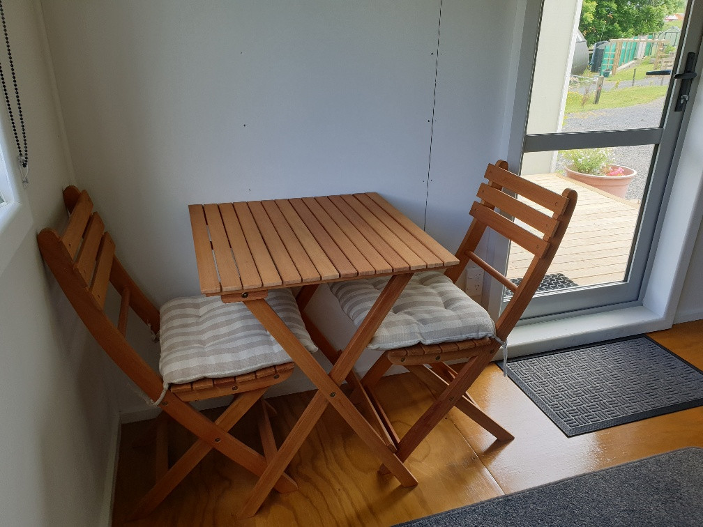 Table can be used both inside and outside