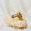 Thumbnail: RINGS: Citrine w/ Copper Ring Size 10
