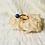 Thumbnail: RINGS: Lapis Lazuli w/ Copper Ring Size 11