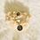 Thumbnail: Hair Jewelry|Moonstone Opal w/Cancer Charm