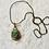 Thumbnail: Aventurine  Pendant w/ Copper