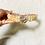 Thumbnail: Prosperity & Wealth Headband Crown (Solar Plexus)