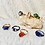 Thumbnail: RINGS: Aventurine w/ Hematite Copper Ring Size 9