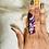 Thumbnail: RINGS: Amethyst w/ Copper Sz 10