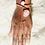 Thumbnail: Rose Quartz Copper Cuff