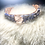 Thumbnail: TheCROWNS| Blue Aventurine 3rd Eye Copper Headband Crown