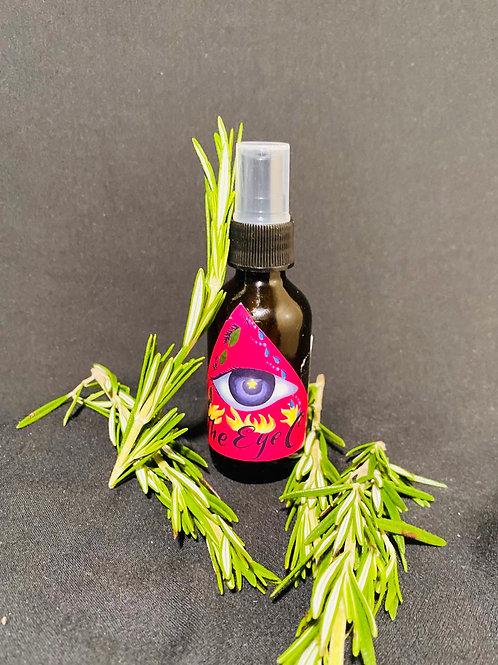Easy Energy: Lemon and Rosemary Aura Spray 2 oz