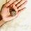Thumbnail: RAW Smokey Copper Pendant