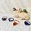 Thumbnail: RINGS: Carnelian w/ Copper Ring Size 9