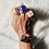 Thumbnail: RINGS|Blue Sapphire Triangle w/ Copper Large Sz 9