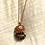 Thumbnail: Carnelian & Onyx Handmade Pendant