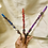 Thumbnail: Magical Wands: Purple|Amethyst & Shungite Protection Wand