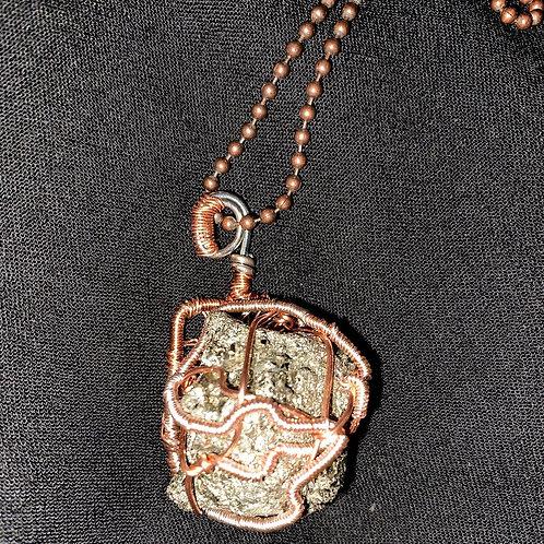 Pyrite Pendant