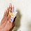 Thumbnail: Amethyst, Rose Quartz & Citrine Large Ring Sz 9