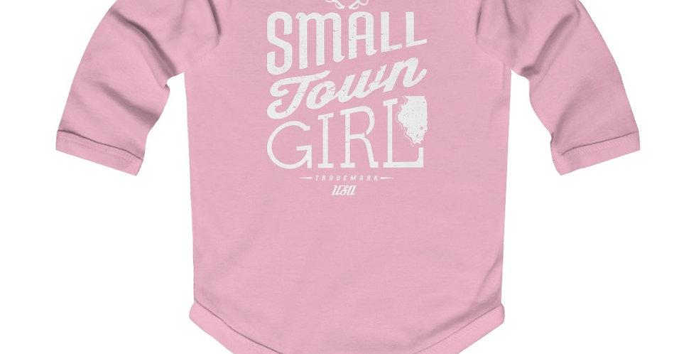 Small Town Girl Infant Long Sleeve Bodysuit