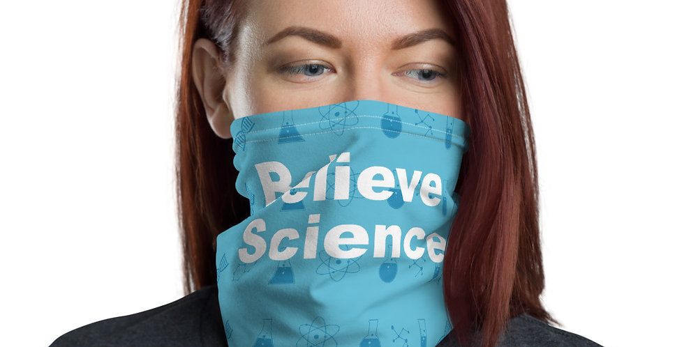 Believe Science Neck Gaiter