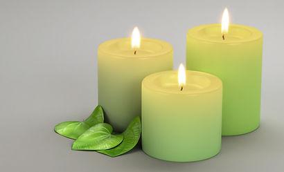 aprenda a trabalhar com as velas