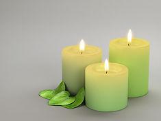 Trio de velas