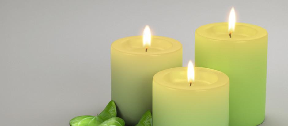 """""""Gestohlene Lichter""""(1) - ein Adventkrimi in vier Teilen"""