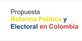 Infografía reforma política