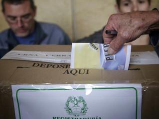 Elecciones en octubre