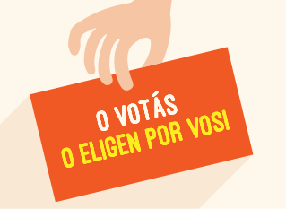 Tu voto tiene poder