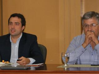 Reunión con Viceministro