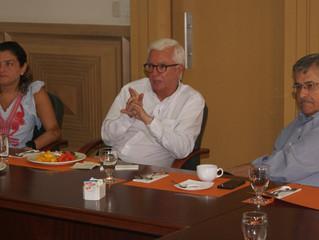Diálogos sobre corrupción
