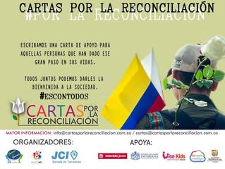 Cartas por la Reconciliación