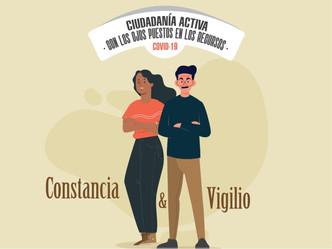 Vigilancia a contratación por COVID-19