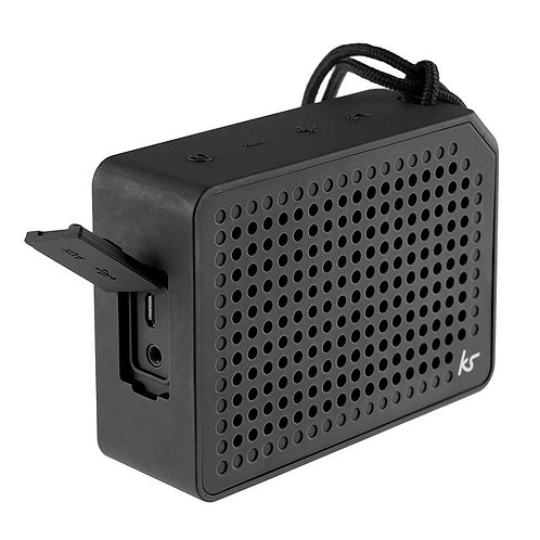 Kit - Hawaii 2.0 IP66 5W Bluetooth Wireless Speaker - Black