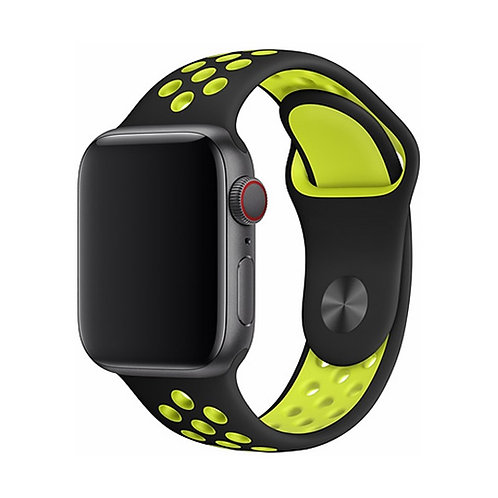 Devia - Silicone Strap for Apple Watch (38mm/40mm)
