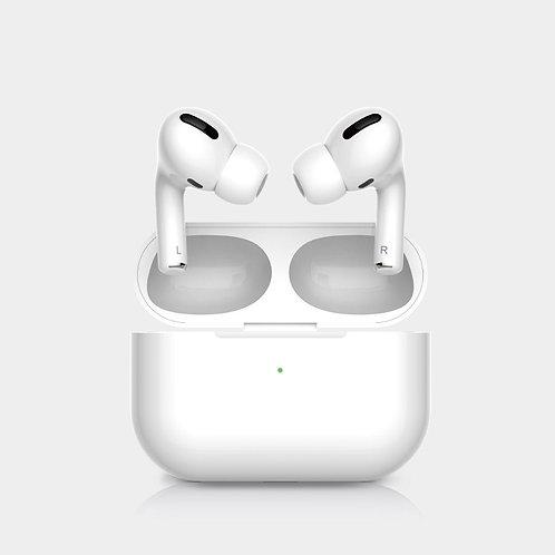 Devia - True Wireless Pro Bluetooth Earbuds & Powerbank - White