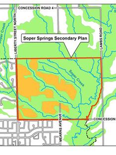 Soper Springs Secondary Plan