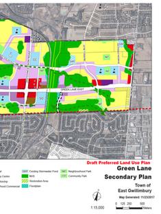 Greenlane Secondary Plan