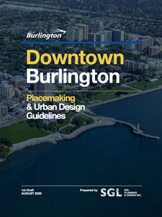 Downtown Burlington Placemaking Guidelines
