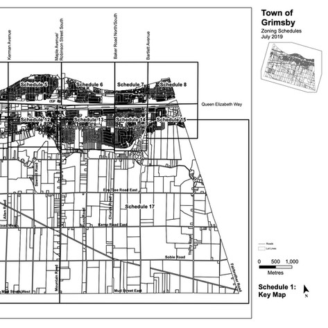 Grimsby Comprehensive Zoning By-law Review