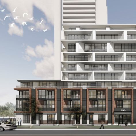 Toronto Apartment Infill Project