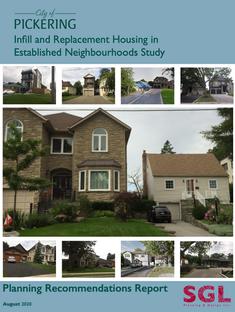 Pickering Established Neighbourhoods Study