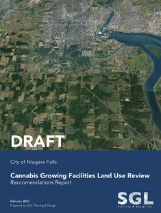 Niagara Falls Cannabis Growing Facilities Land Use Review