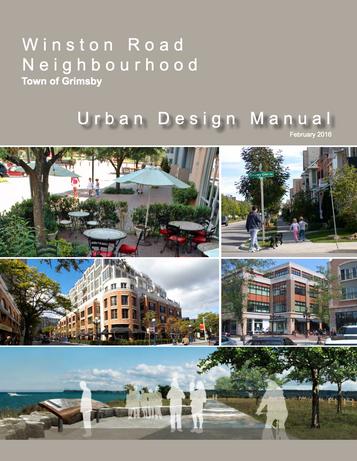 Winston Road Urban Design Manual