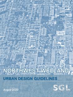 Northwest Welland Urban Design Guidelines