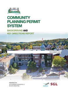 Hunstille CPP By-law Study