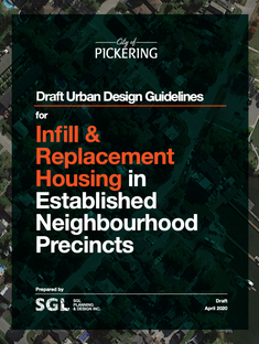 Pickering Established Neighbourhoods Urban Design Guidelines