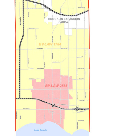 Whitby Comprehensive Zoning By-law Review