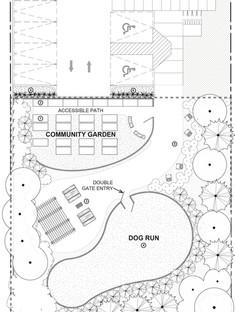 Guelph Residential Apartment Landscape Concept