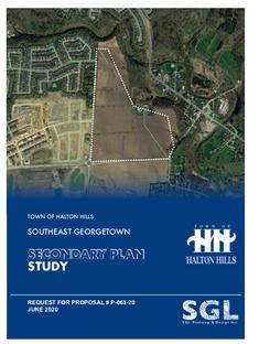 Southeast Georgetown Secondary Plan